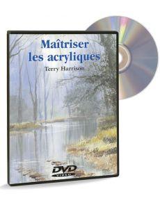 Maîtriser les acryliques – DVD
