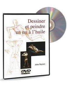 Dessiner et peindre un nu à l'huile – DVD