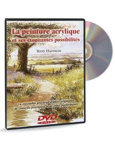 La peinture acrylique et ses étonnantes possibilités – DVD