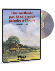 Une méthode pas banale pour peindre à l'huile – DVD