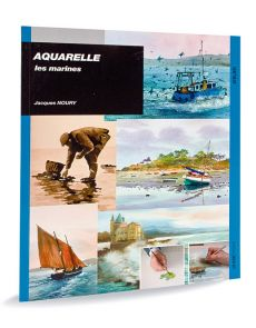 Aquarelle - Les marines