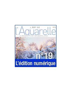 Téléchargement de L'Art de l'Aquarelle n°19 + CALENDRIER