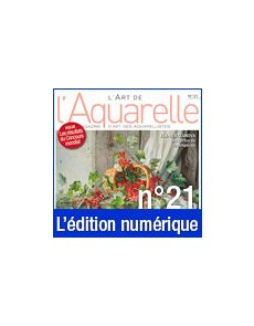 Téléchargement de L'Art de l'Aquarelle n°21