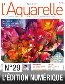 Téléchargement de L'Art de l'Aquarelle n°29