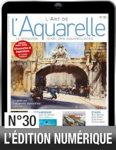 Téléchargement de L'Art de l'Aquarelle n°30