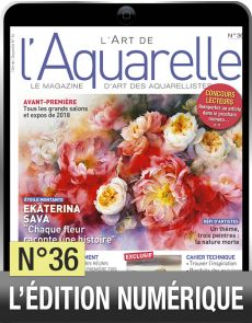 TELECHARGEMENT : L'Art de l'Aquarelle n°36