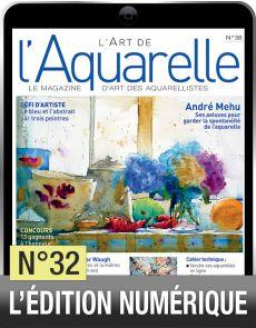 TELECHARGEMENT : L'Art de l'Aquarelle n°38
