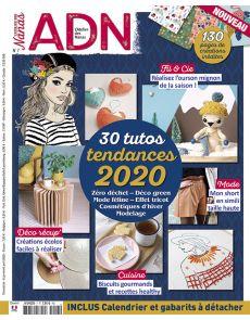 ADN l'Atelier Des Nanas 7 - 30 Tutos tendances 2020
