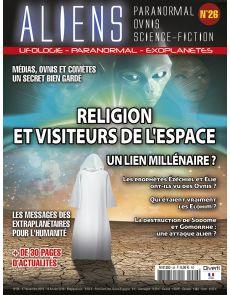 Aliens n°26 - Religions et visiteurs de l'espace