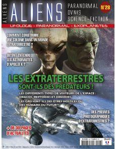Aliens n°28 - Les extra-terrestres sont -ils des prédateurs ?