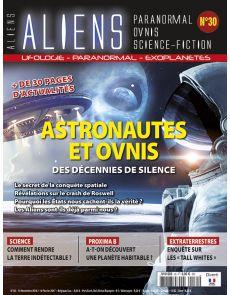 Aliens n°30 - Astronautes et OVNIS