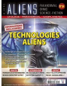 Technologies Aliens - Informations déclassifiées - Aliens numéro 34