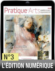 TELECHARGEMENT : Cahier spécial aquarelle 3