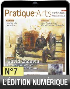 TELECHARGEMENT : Cahier spécial aquarelle 7