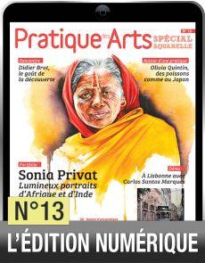 TELECHARGEMENT : Cahier spécial aquarelle 13