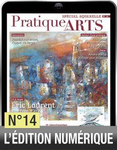 TÉLÉCHARGEMENT - Cahier spécial aquarelle 14 - Pratique des arts