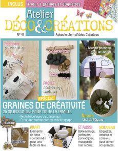 Atelier Déco et Créations 41 - Créez vos objets utiles pour toute la famille !