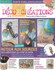 Atelier Déco et Créations 45 - Des créations qui font du bien