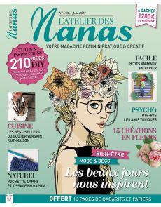ADN - L'Atelier des Nanas n°4 - Les Beaux Jours nous inspirent