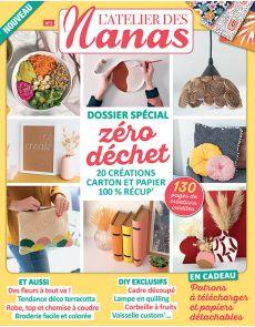 L'Atelier des Nanas n.1 - Vos tutos DIY zéro déchet !