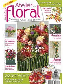 Atelier Floral n°35 - Succombez au charme d'un mini-jardin