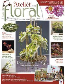 Atelier Floral n°40 - Des fleurs, du style, de l'automne à Noël