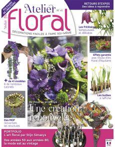 Atelier Floral n°41 - En attendant le printemps