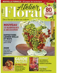 Atelier Floral numéro 48 - Vos créations florales d'automne