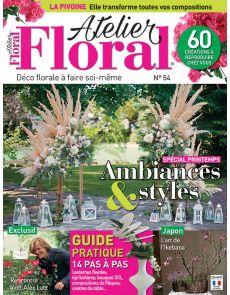 Atelier Floral 54 - Des tutos pour vos compositions florales de printemps