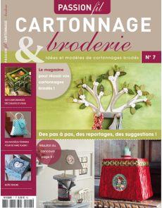 Passion Fil Cartonnage et Broderie n°7