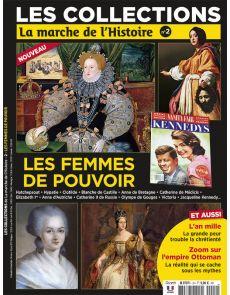 Les femmes de pouvoir - Les Collections de la Marche de l'Histoire 02
