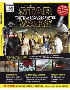 STAR WARS, toute la saga décryptée - Collection TOUT SAVOIR n°1