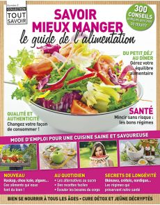 Savoir Mieux Manger - Collection TOUT SAVOIR n°3