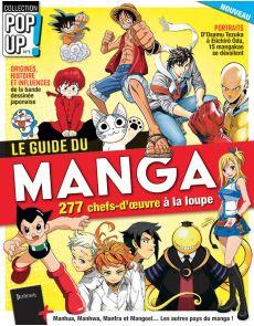 Le Guide du MANGA - 277 chefs-d'œuvre à la loupe