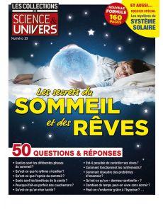 Les secrets du sommeil et des rêves - Les Collections de Science & Univers 10