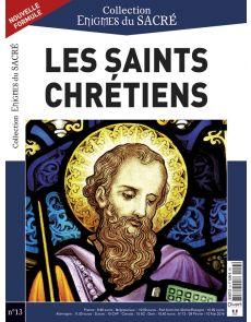 Collection Enigmes du Sacré n°13 - Les Saints Chrétiens