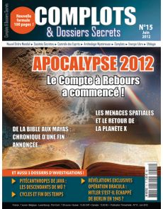 Complots et Dossiers Secrets n°15
