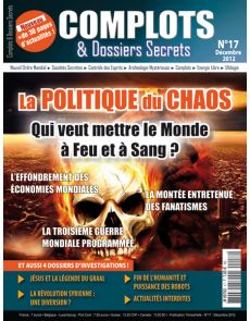Complots et Dossiers Secrets n°17