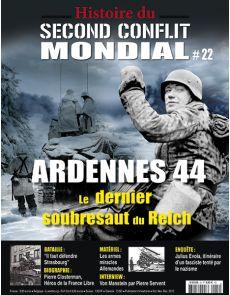 Histoire du second conflit mondial n°22