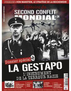 Histoire du Second Conflit Mondial 34 - La Gestapo, instrument de la terreur Nazie