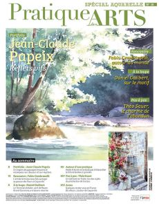 Cahier spécial AQUARELLE 16 - Pratique des Arts