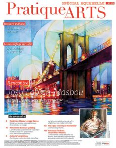 Cahier spécial AQUARELLE 23 - Pratique des Arts