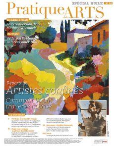 Cahier spécial HUILE 24 - Pratique des Arts