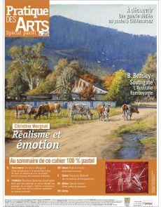 Cahier Spécial Pastel n°25 - Pratique des Arts
