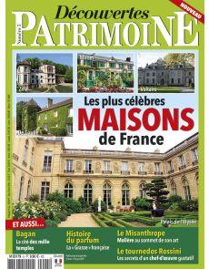Les plus célèbres maisons de France - Découvertes Patrimoine 5