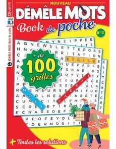 Démêle Mots Book de poche 4 - Avec toutes les solutions