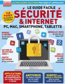 Sécurité et Internet, le guide facile - Destination Science Hors série numéro 2