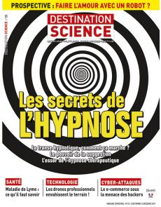 Les secrets de l'hypnose - Destination Science n°23