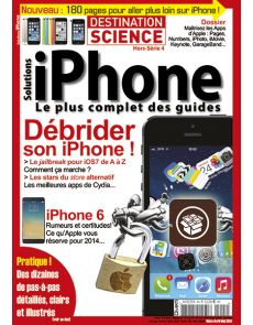 Hors-Série n°4 Iphone de Destination Science