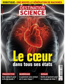 Destination Science n°21 - Espace, Santé, Numérique, Prospective